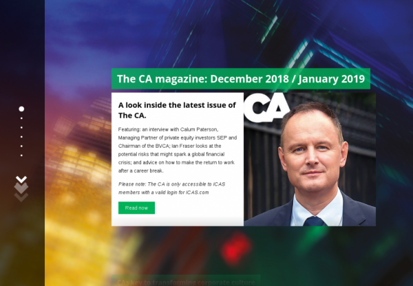 February 2019 - Have you read The CA?