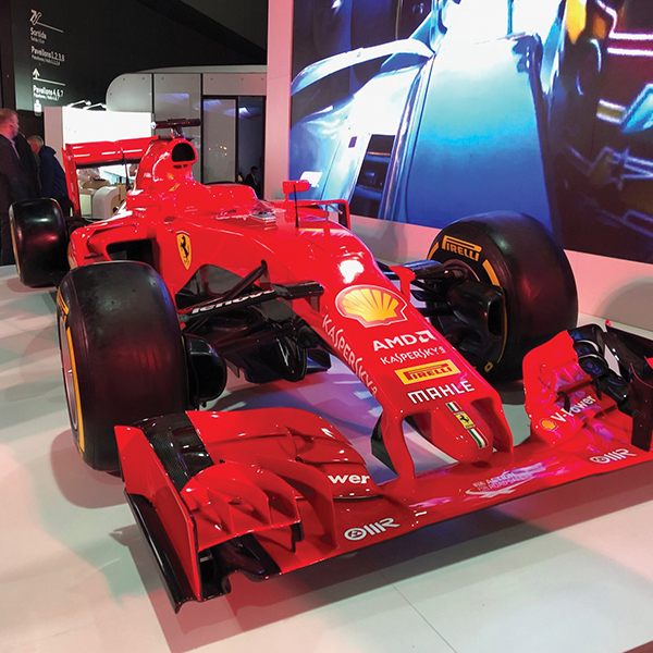 MWC18 Dailies - F1 embraces digital with OTT launch