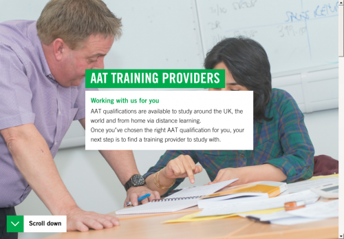 AAT | Accountancy Courses | BPP