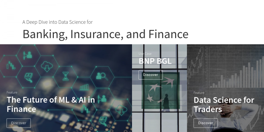 ML & AI in the Banking/Insurance Industries - A Deep Dive in