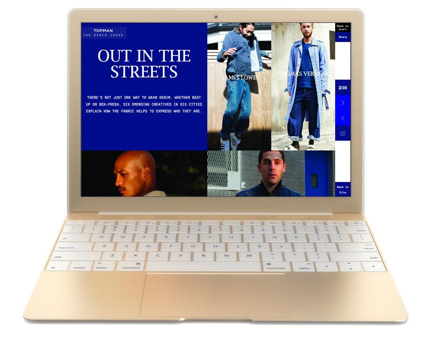Topman Online Magazine