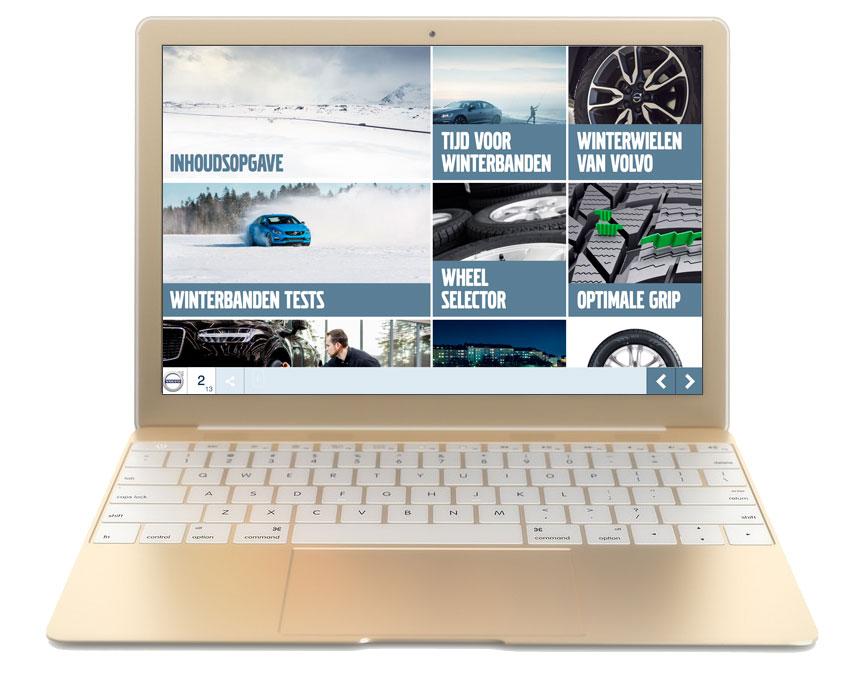 Volvo Online Magazine