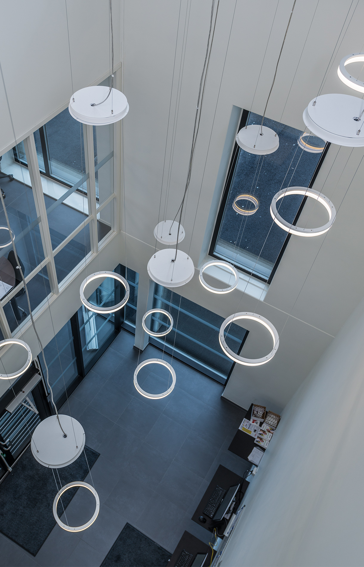 GIBL lookbook round pendant lights Stavanger Norway 3